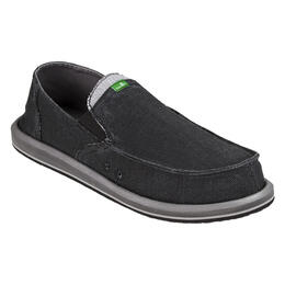 Sanuk Men's Pick Pocket Denim Shoes