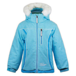 Snow Dragons Toddler Girl's Foxy Ski Jacket
