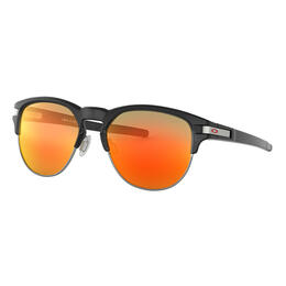 Oakley Men's Latch Key Sunglasses with PRIZM Ruby Lenses