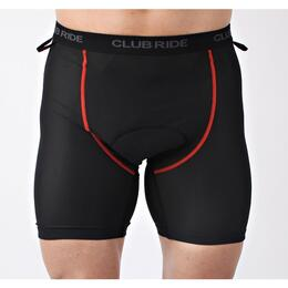 Club Ride Men's Woodchuck Padded Inner Cycling Short