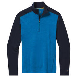Smartwool Men's Merino 250 Baselayer Quarter Zip Shirt