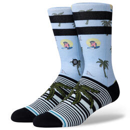 Stance Men's Aloha Monkey St Socks