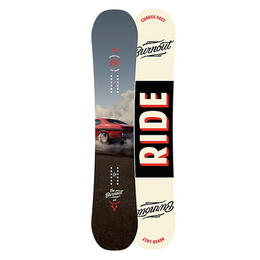 Ride Men's Burnout Park Snowboard '16