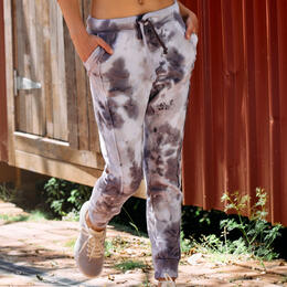 Free People Women's Tie Dye Work It Out Joggers