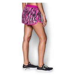 Under Armour Women's Printed Perfect Pace Shorts