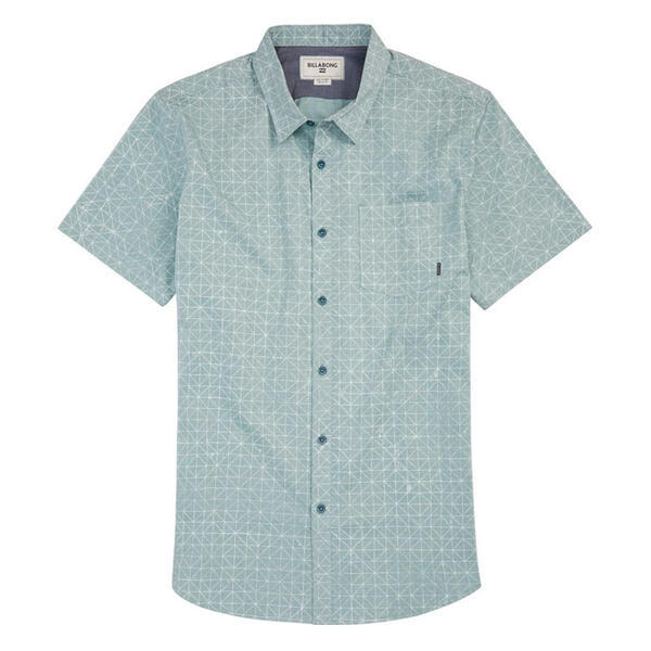 Billabong Men's Metric Short Sleeve Shirt