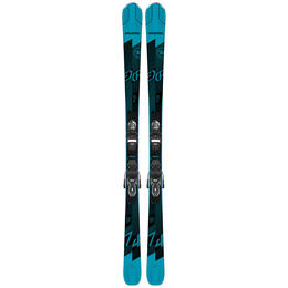 Rossignol Men's Experience 74 Skis With XP 10 Bindings '21