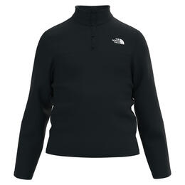 The North Face Kids' Glacier 1/4 Snap Pullover