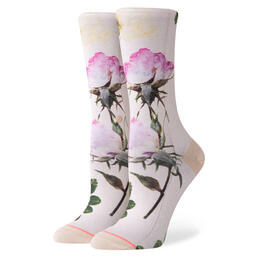 Stance Women's Pressed Not Stressed Crew Socks