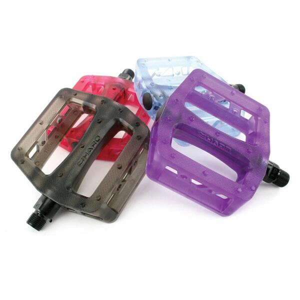 Haro Recycled Plastic BMX Pedals