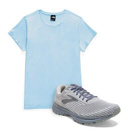 Activewear & Running Shoes Up to 25% Off