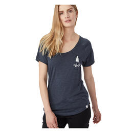 tentree Women's Unplug Tee Shirt