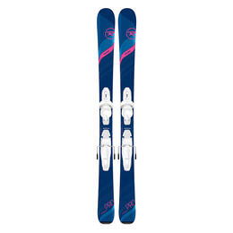 Rossignol Kids' Experience Pro All Mountain Skis W/ Xpress 4 Bindings '19