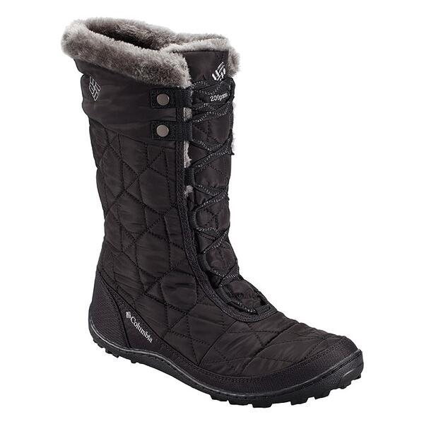 Columbia Women's Minx Mid II Omni-Heat Twill Apres Boots Right Side