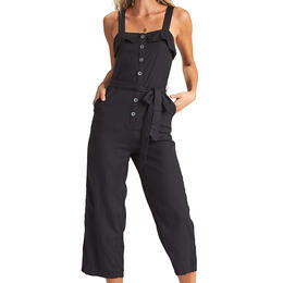 Billabong Women's Sandy Toes Woven Jumpsuit