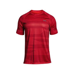 Under Armour Men's Tech Printed Short Sleeve T Shirt