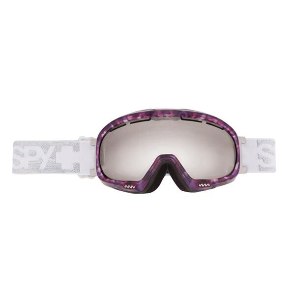 Spy Bias Goggles With Bronze Silver Mirror Lens