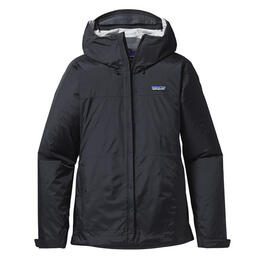Patagonia Women's Solid Torrentshell Rain Jacket
