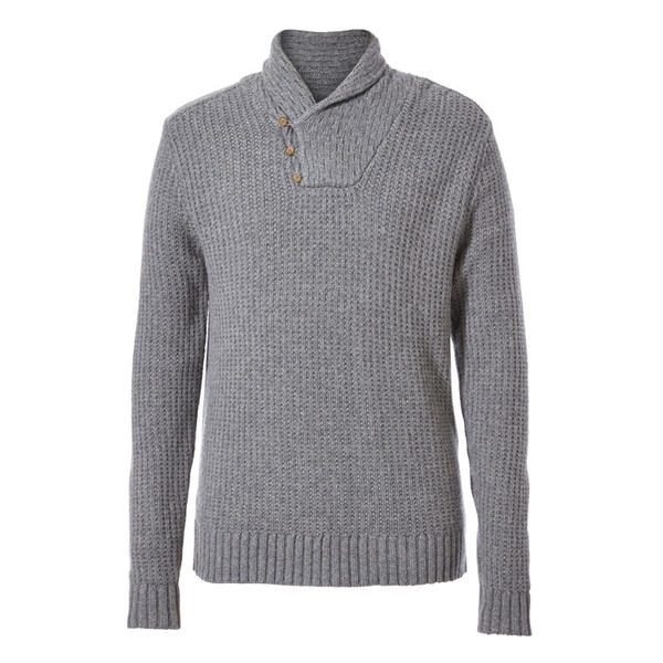 Royal Robbins Men's Fishermans Shawl Sweater