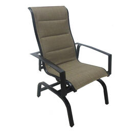 Casual Classics Spring Lake Padded Sling Rocker Chair