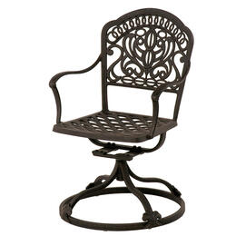 Hanamint Tuscany Swivel Rocker Dining Chair