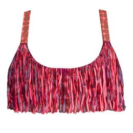 Maaji Jr. Girl's Pony Tail Fringe Top