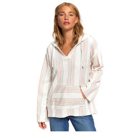Roxy Women's Call Of The Ocean Poncho Hoodie