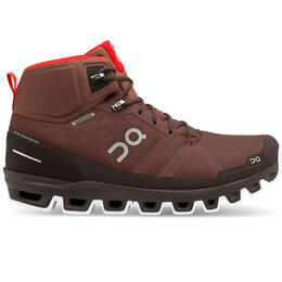 On Men's Cloudrock Waterproof Hiking Boots