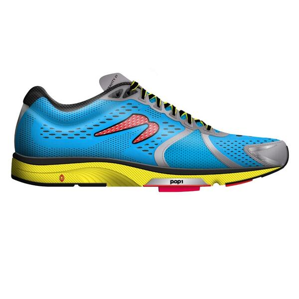 Newton Men's Gravity Iv Mileage Trainer Running Shoes