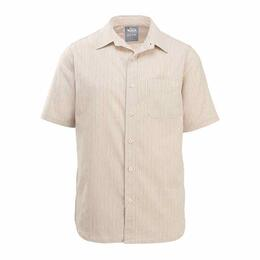 Woolrich Men's Eco Rich Hemp II Short Sleeve Shirt