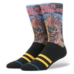 Stance Men's Iron Maiden Socks
