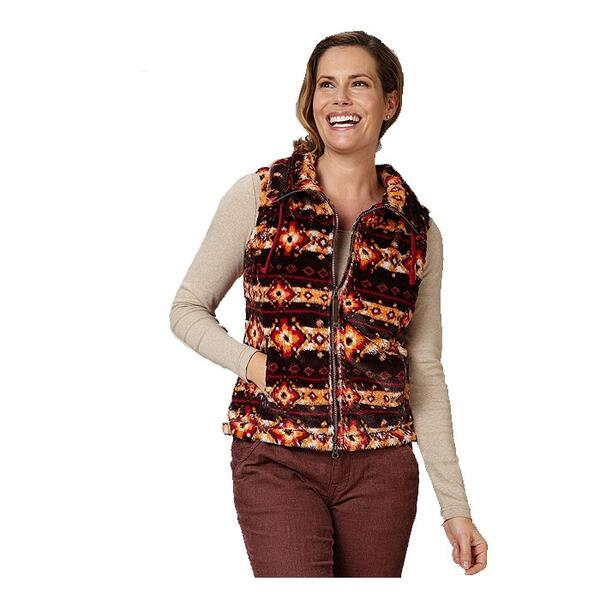Royal Robbins Women's Arrowhead Fleece Vest