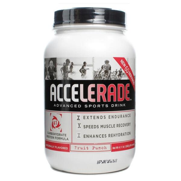 Pacific Health Labs Accelerade Protein-powered Sports Drink Mix - Fruit Punch