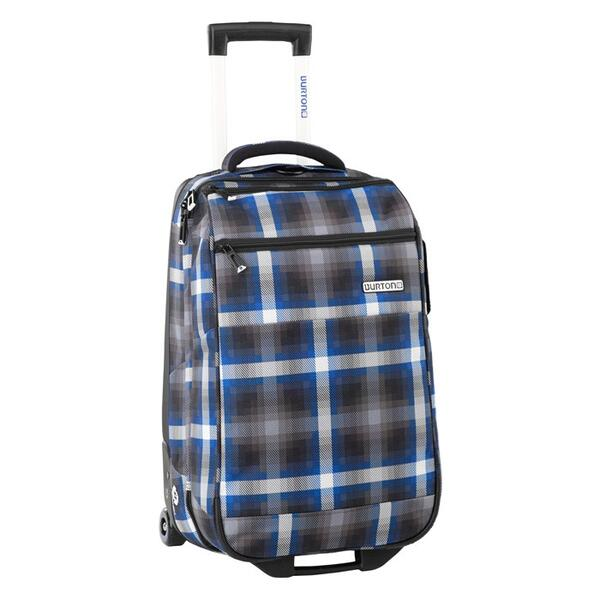 Burton Wheelie Flight Deck 45L Premium Rolling Luggage