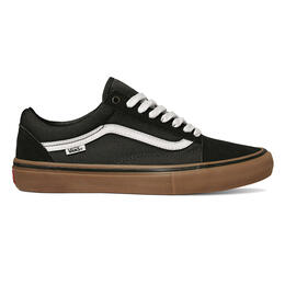 Vans Men's Old Skool Pro Black/White Shoes