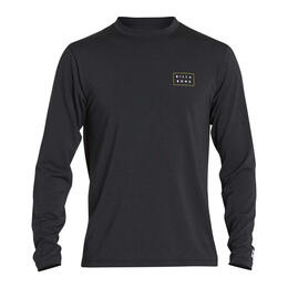 Billabong Men's Die Cut Long Sleeve Rashguard