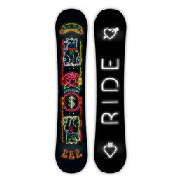 Ride Women's Saturday Snowboard '19