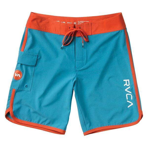 "RVCA Men's Eastern 20"" Trunk Boardshorts"