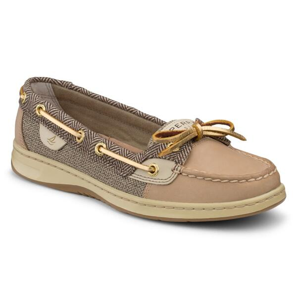 Sperry Women's Angelfish Menswear Topsider Casual Shoes