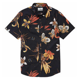 Billabong Men's Sunday Floral Short Sleeve Shirt