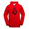 Volcom Men's JLA Stone Zip Fleece Hoody