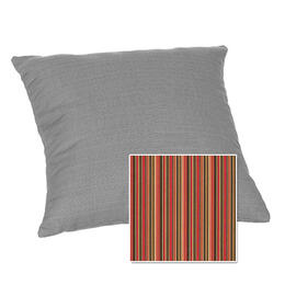 Casual Cushion Corp. 15x15 Throw Pillow - Dorsett Cherry