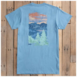 Southern Marsh Men's Southern Horizons Blue Shirt