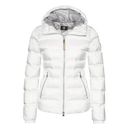 Bogner Women's Kiki Down Ski Jacket with Nuara Fur