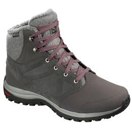 Salomon Women's Ellipse Freeze CS Waterproof Snow Boots