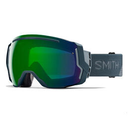 Smith I/O 7 Snow Goggles With Chromapop Green Mirror Lens