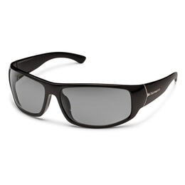 aa9b7a4ec8 Suncloud Turbine Polarized Sunglasses Black
