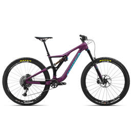 Orbea Men's Rallon M10 Full Suspension Mountain Bike '19