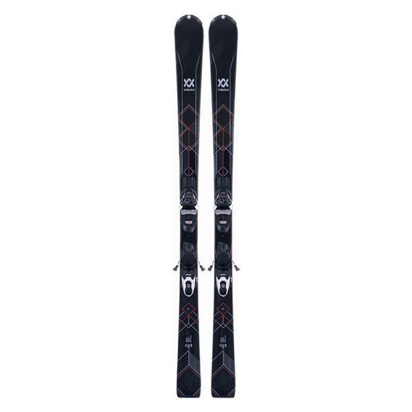 Volkl Women's Flair 76 All-Mountain Skis wi