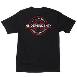 Independent Truck Men's Underground Short Sleeve T Shirt